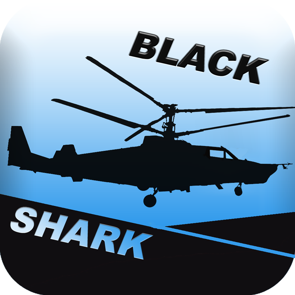 Black Shark HD - Combat Gunship Flight Simulator iOS